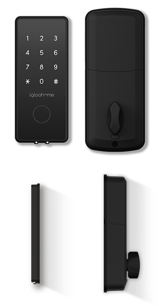 Smart Digital Lock, Syncs with Airbnb