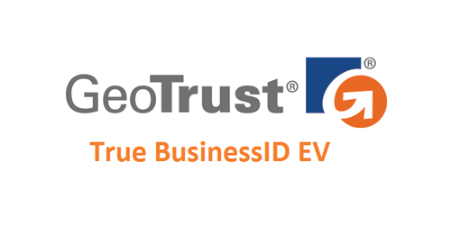 Geo Trust True Business ID EV